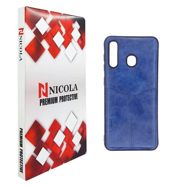 کاور نیکلا مدل N_CT مناسب برای گوشی موبایل سامسونگ Galaxy A20