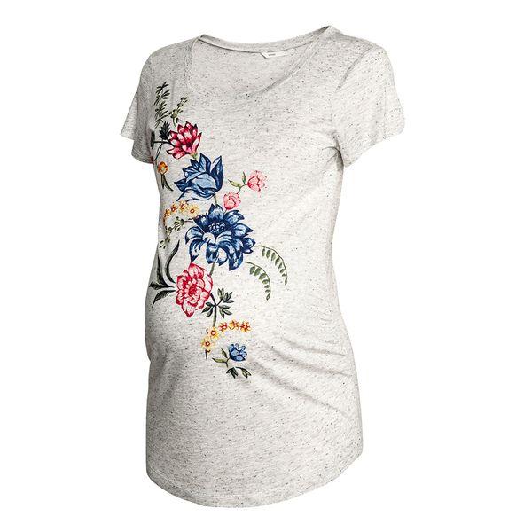 تی شرت بارداری اچ اند ام مدل 0398559
