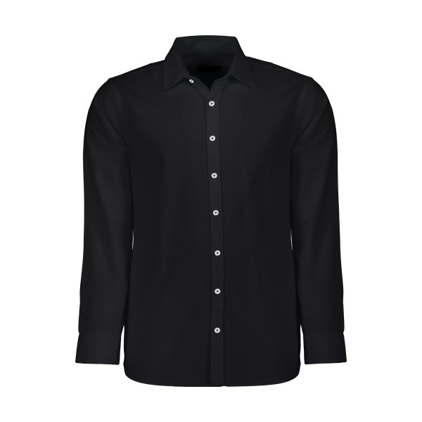 پیراهن مردانه کالینز مدل 142112102-BLACK