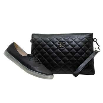 ست کیف و کفش زنانه کد 05-SE122