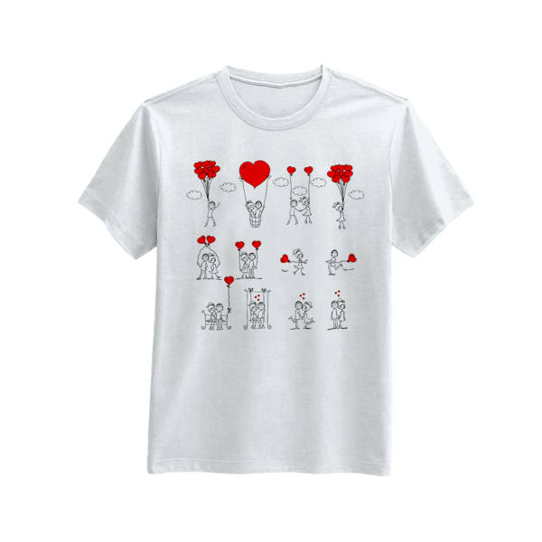 تی شرت آستین کوتاه زنانه یاسر مدل stz043