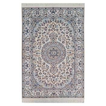 فرش دستبافت دو متری مدل نایین کد 409