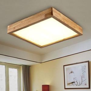 لوستر سقفی طرح مربعی
