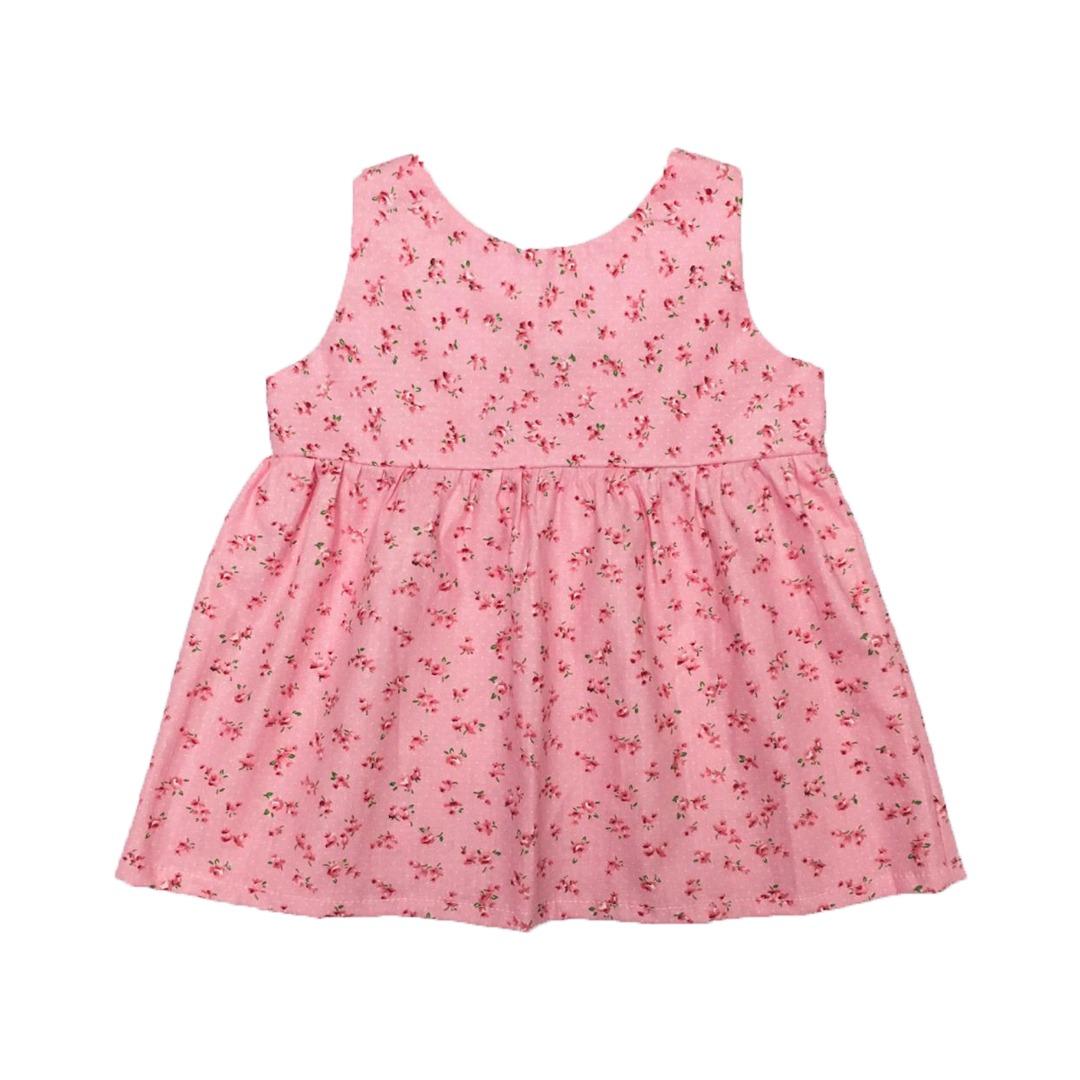 پیراهن نوزادی مدل گل