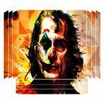 برچسب پلی استیشن ۴ پرو مدل Joker