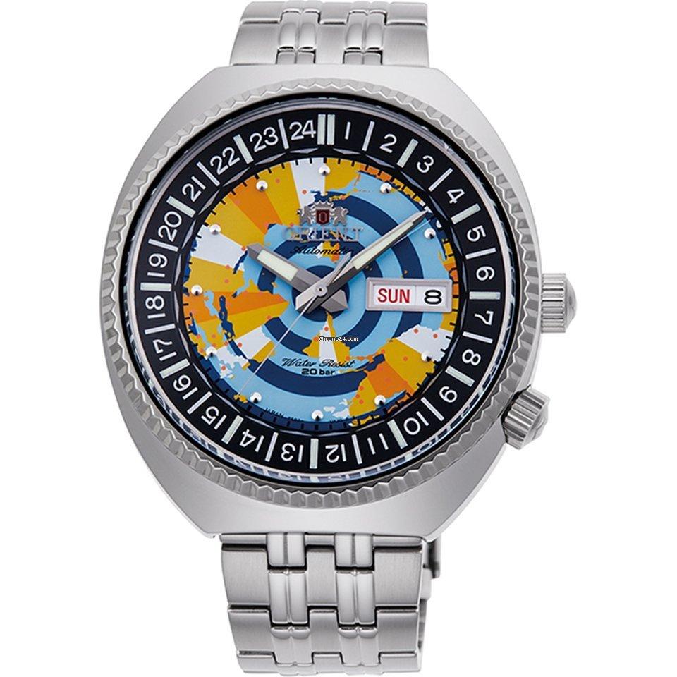 ساعت مچی عقربهای مردانه اورینت مدل RA-AA0E04Y09B