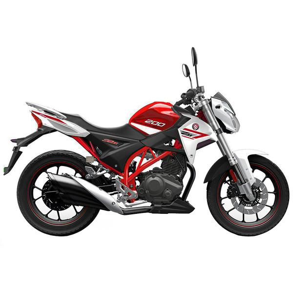 موتورسیکلت دینو مدل زِدتو 200 سی سی سال 1399