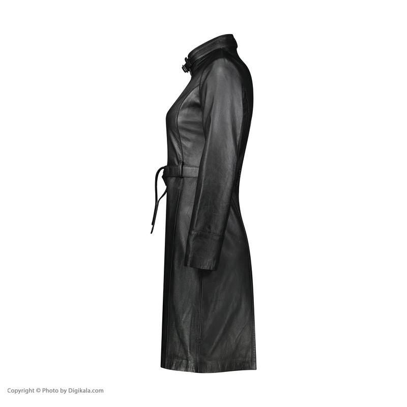 کت چرم زنانه شیفر مدل 2804S-01