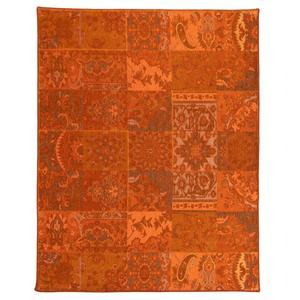 فرش پارچه ای سی فرش مدل شانل کد 11004