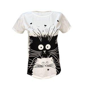 تی شرت زنانه مدل gorbe-gh