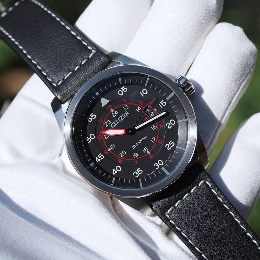 ساعت مچی عقربهای مردانه سیتی زن مدل AW1360-04E