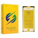 محافظ صفحه نمایش فلش مدل +HD مناسب برای گوشی موبایل اپل IphoneSE2 / 8/ 7 / 6