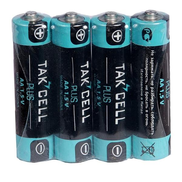 باتری قلمی تکسل مدل Super Heavy Duty بسته 4 عددی