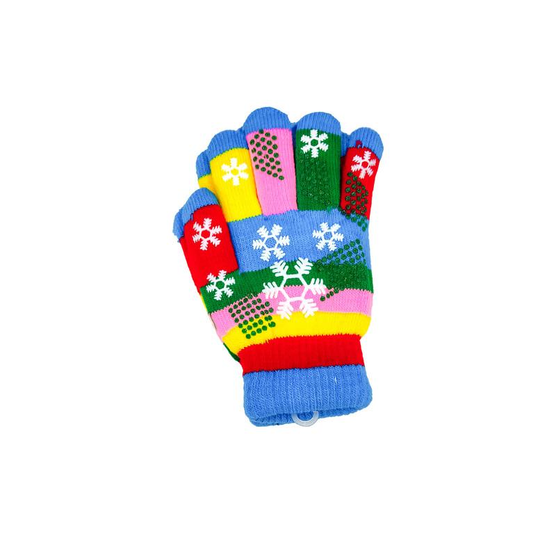 دستکش بافتنی بچه گانه کد 5568