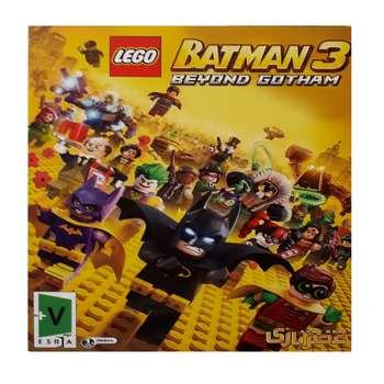 بازی lego batman 3 مخصوص xbox 360
