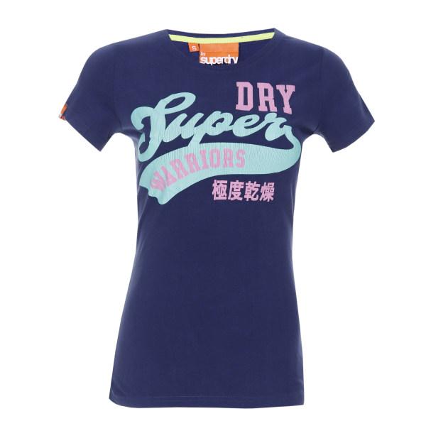 تی شرت آستین کوتاه زنانه سوپردرای مدل 959