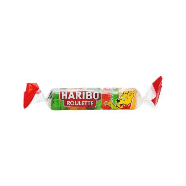 پاستیل رولی هاریبو با طعم مخلوط - 25 گرم