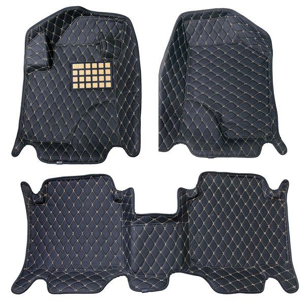 کفپوش سه بعدی خودرو مدل AMG مناسب برای هیوندای ix55