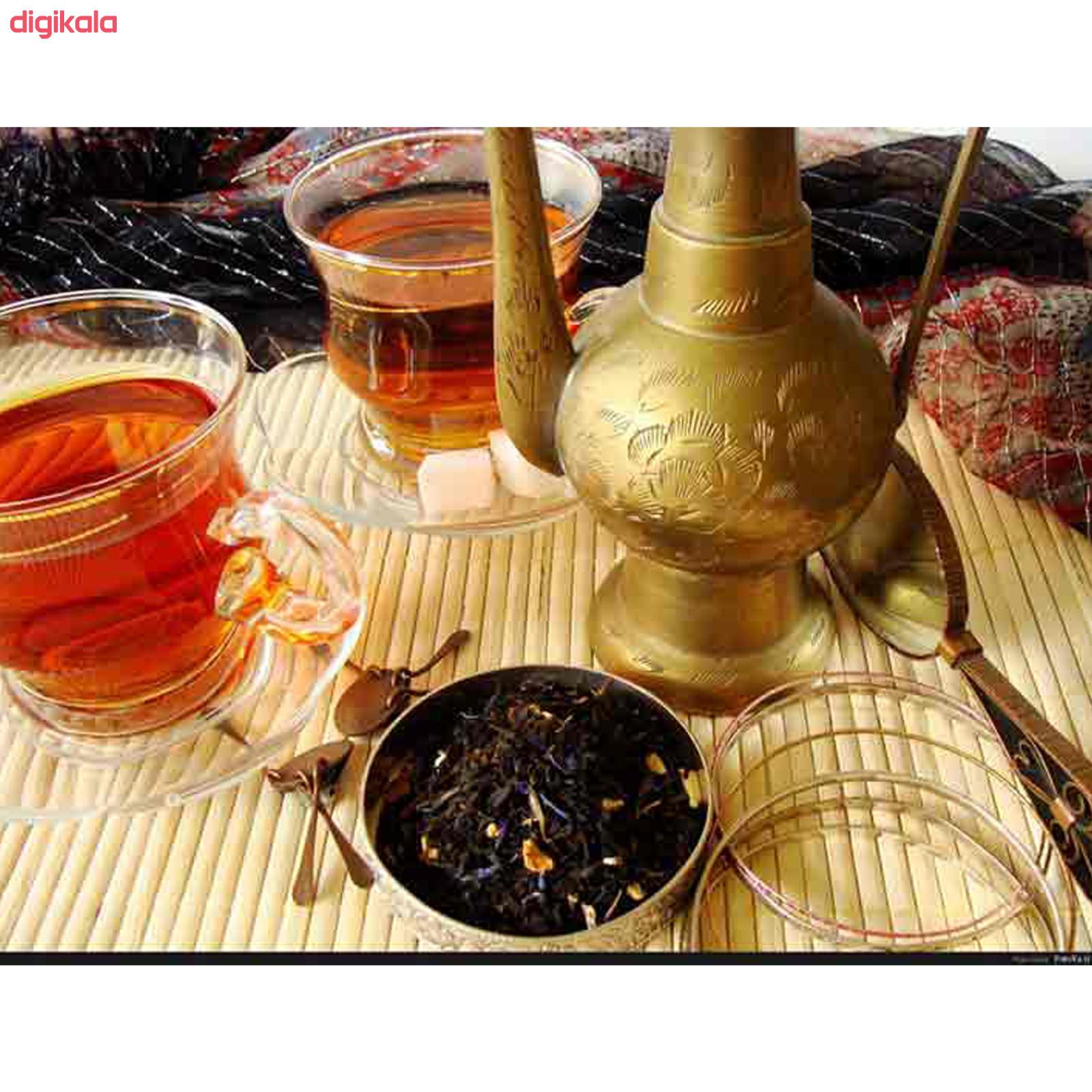 چای ایرانی معطر عماد مدل ارل گری مقدار 400 گرم main 1 2