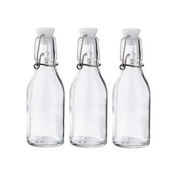 بطری ایکیا مدل KORKEN بسته 3 عددی