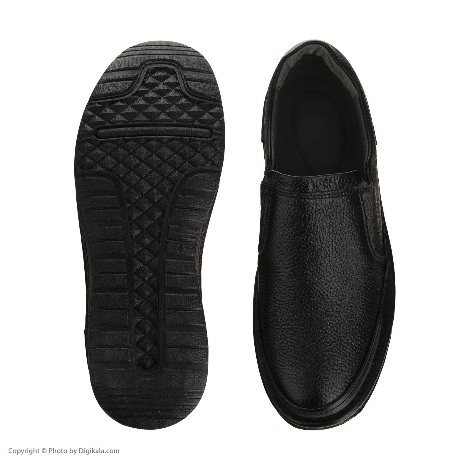 کفش روزمره مردانه بلوط مدل 7292A503101 -  - 4