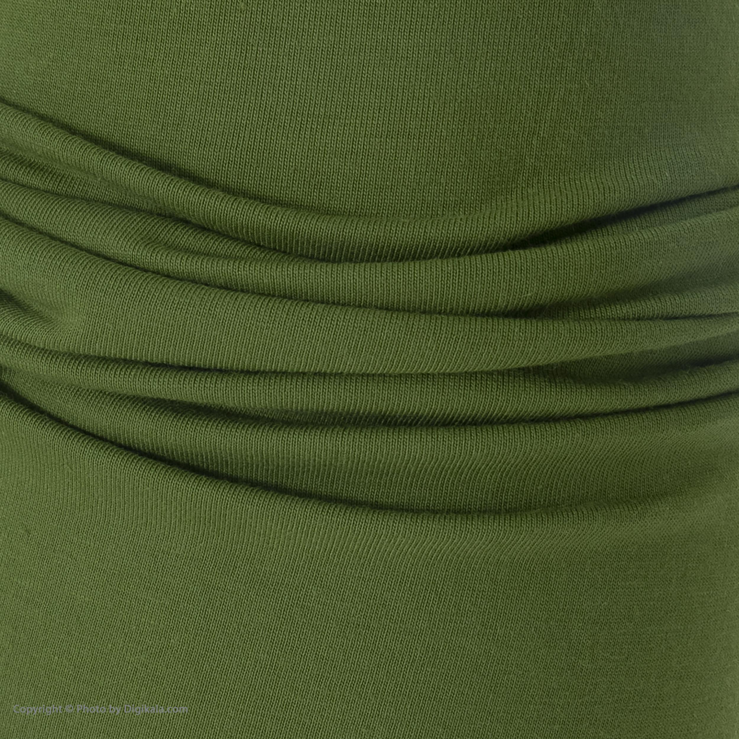 ست تی شرت و شلوارک راحتی مردانه مادر مدل 2041106-42 -  - 12