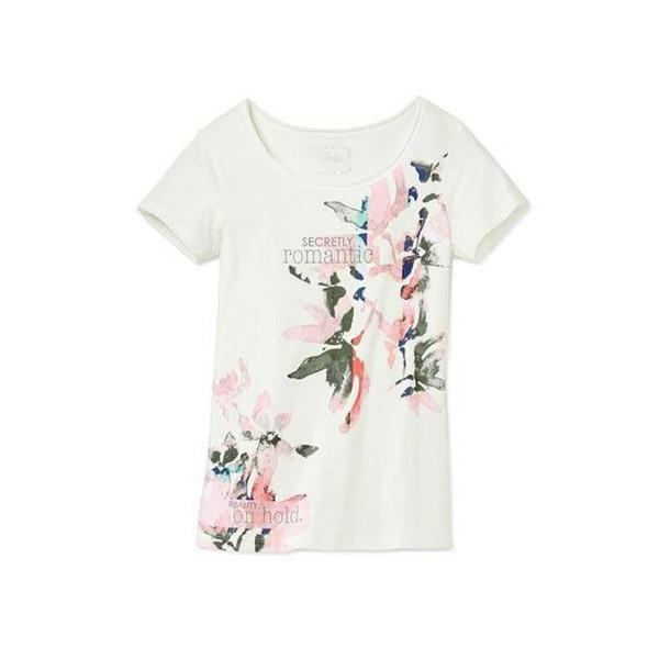 تی شرت آستین کوتاه زنانه چیبو مدل lan963