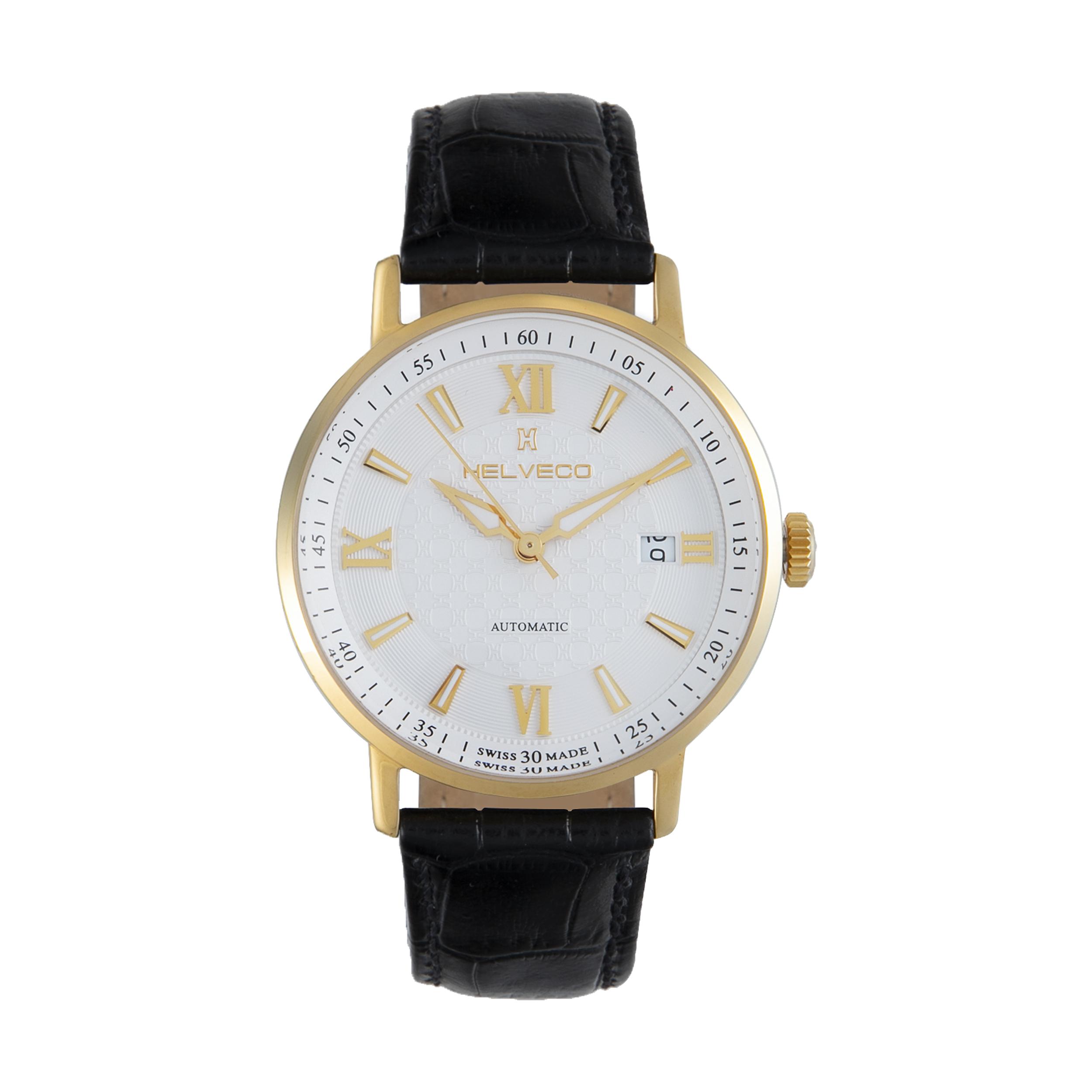 ساعت مچی عقربه ای مردانه هلویکو مدل H75041 AIC