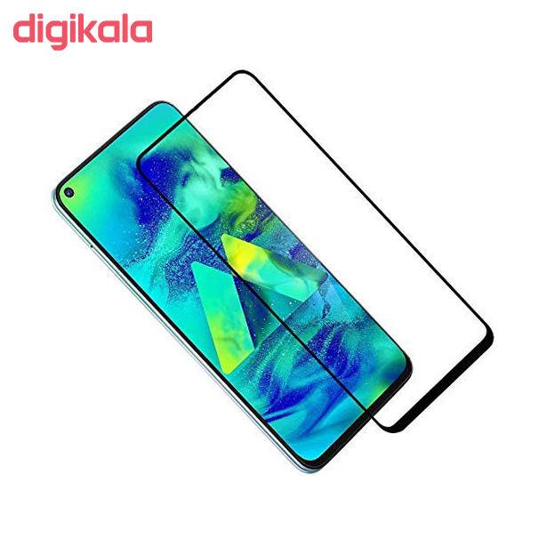 محافظ صفحه نمایش 9D مدل CR-A105 مناسب برای گوشی موبایل سامسونگ Galaxy A11 main 1 2