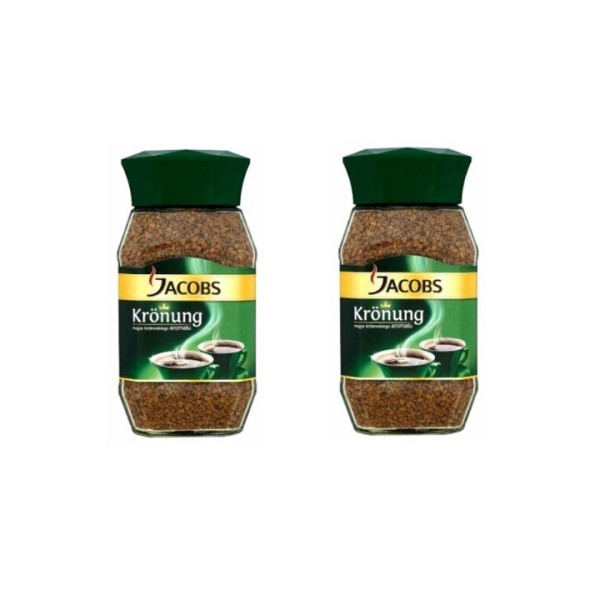 قهوه فوری جاکوبز کرونانگ ۵۰ گرم - بسته دو عددی