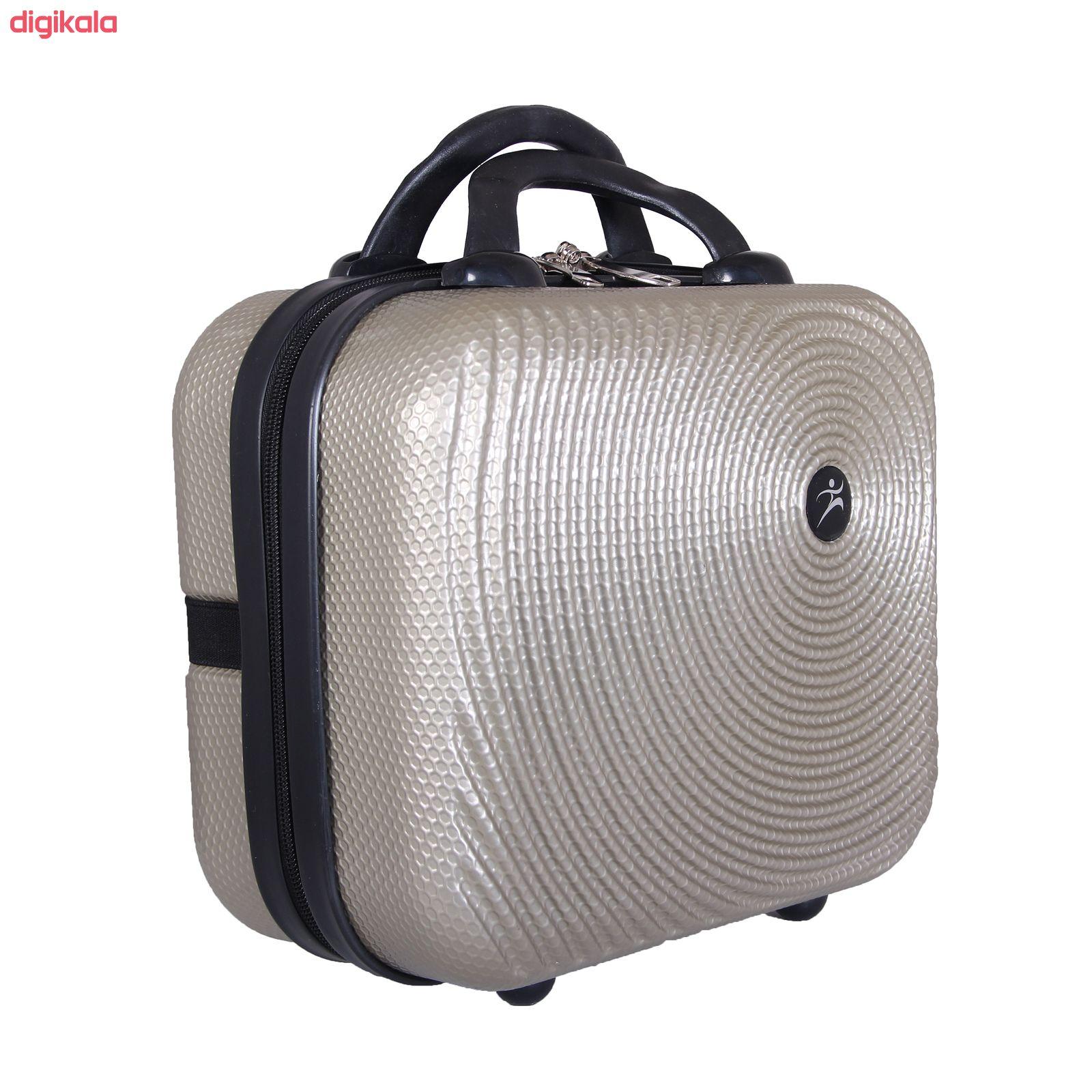 مجموعه چهار عددی چمدان اسپرت من مدل NS001 main 1 45