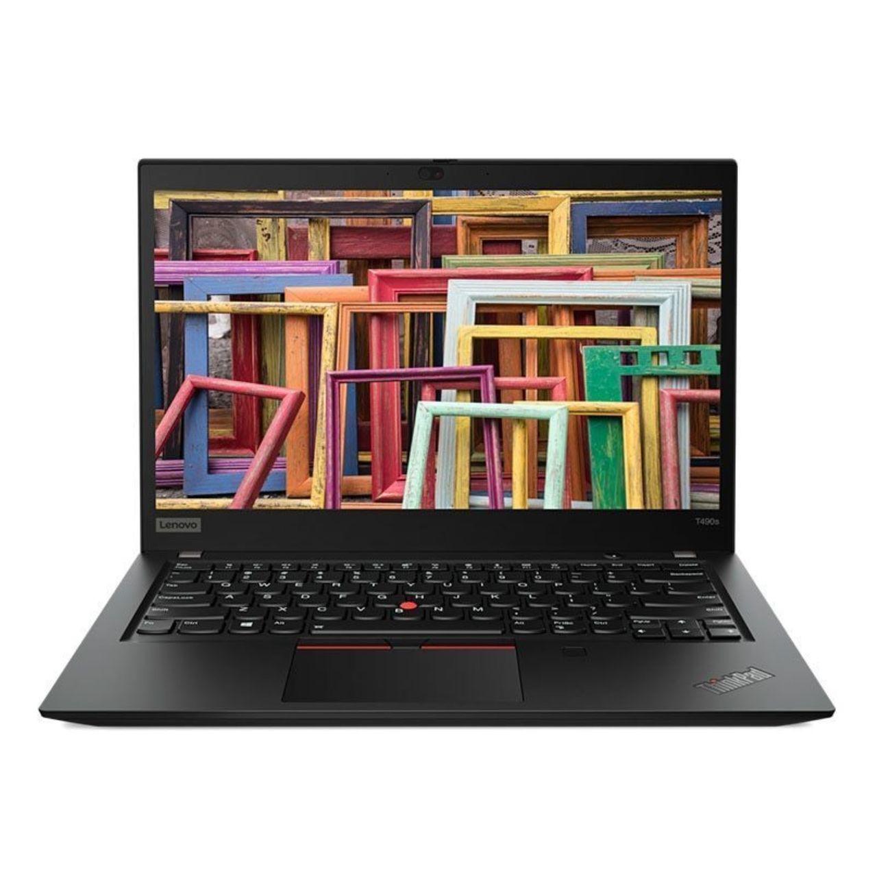 لپ تاپ ۱۴ اینچی لنوو مدل ThinkPad T490S