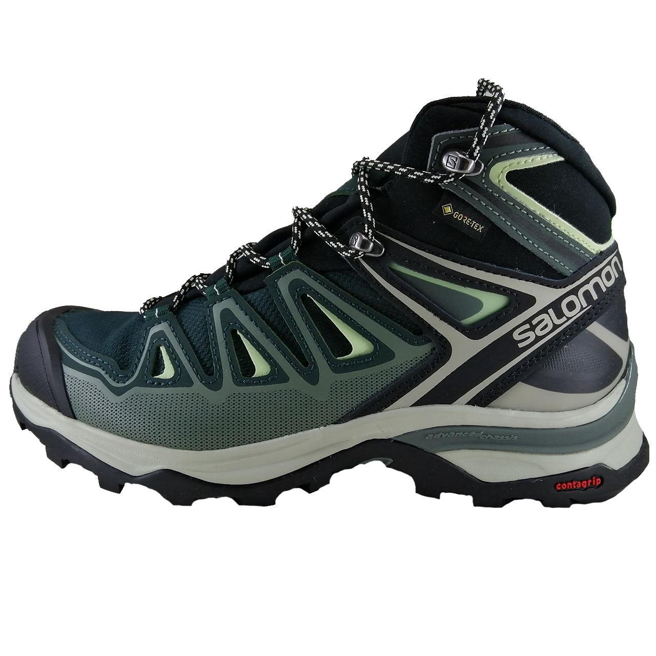 کفش کوهنوردی زنانه سالومون مدل 409940- X Ultra 3 Mid GTX