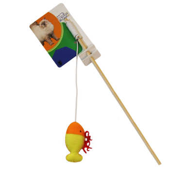 اسباب بازی گربه مسترکاپالو مدل FG03