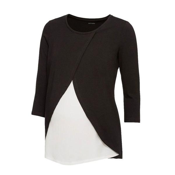 تی شرت بارداری اسمارا مدل DON-1123
