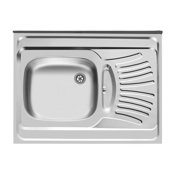 سینک ظرفشویی اخوان مدل 126 روکار