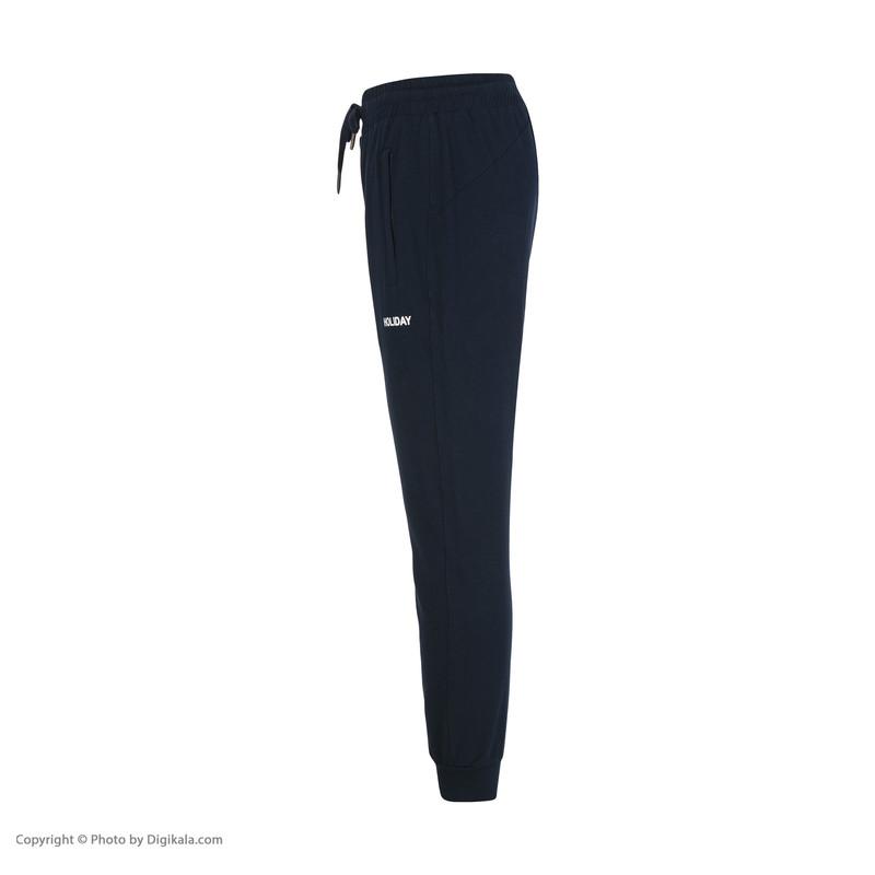 شلوار ورزشی مردانه هالیدی مدل 800009-NAVY BLUE