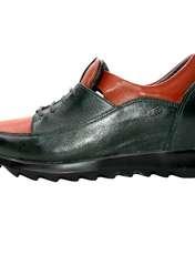 کفش روزمره زنانه آر اند دبلیو مدل 416 رنگ یشمی -  - 1