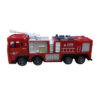 ماشین بازی مدل آتش نشانی کد 3022