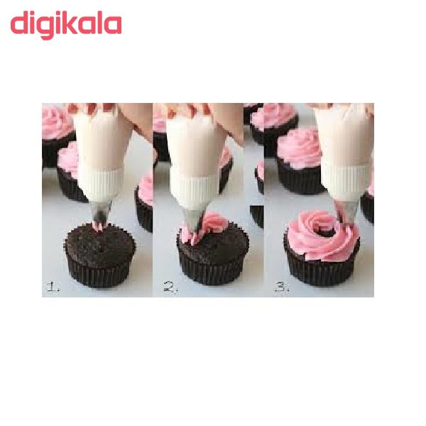 ماسوره شیرینی پزی به گز مدل شکوفه  main 1 8