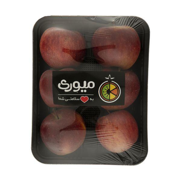 مینی سیب قرمز میوری - 750 گرم