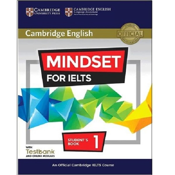 کتاب Cambridge English Mindset For IELTS 1 اثر جمعی از نویسندگان انتشارات Cambridge