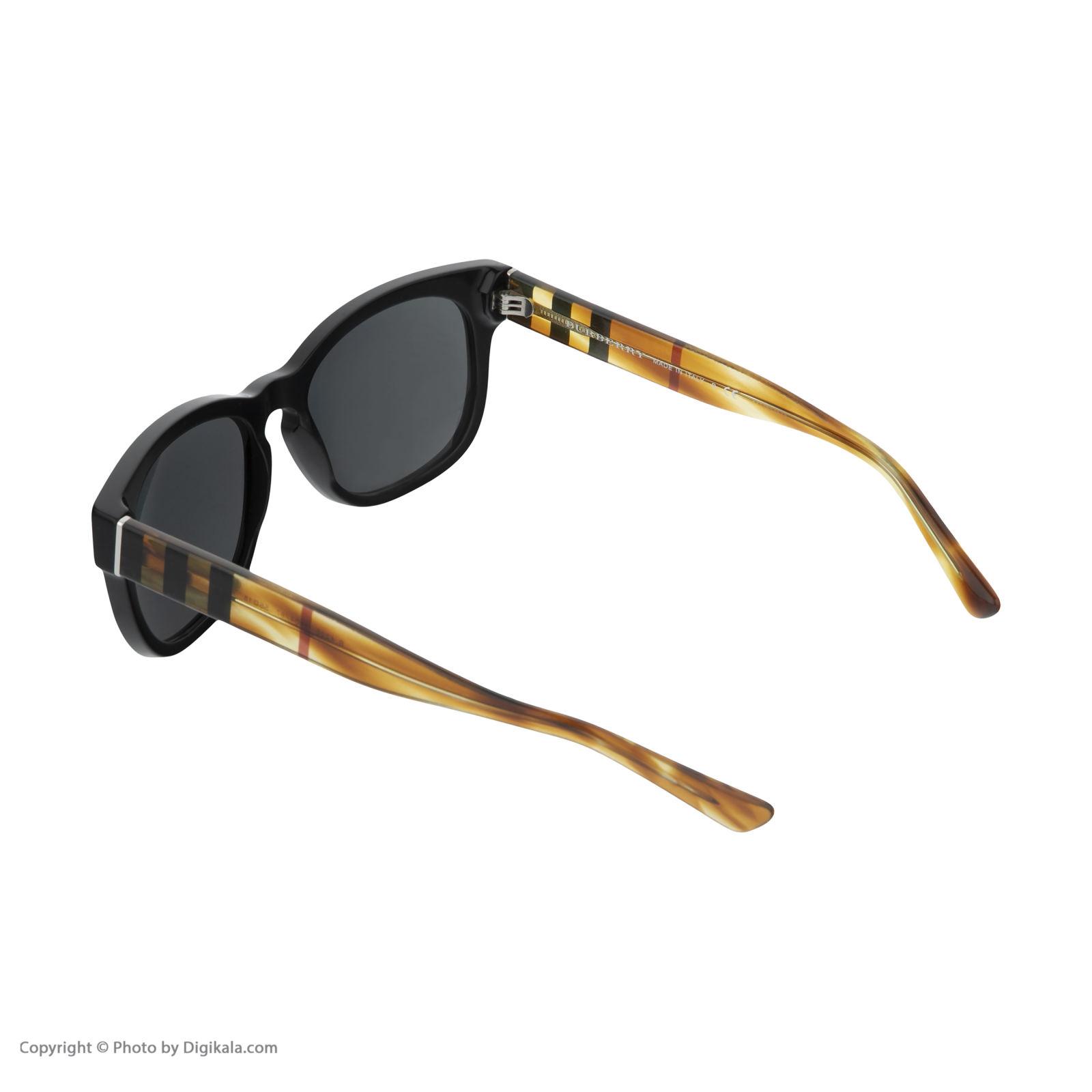 عینک آفتابی مردانه بربری مدل BE 4226S 360487 55 -  - 6