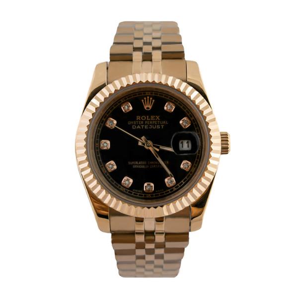ساعت مچی عقربهای مردانه رولکس مدل 4545