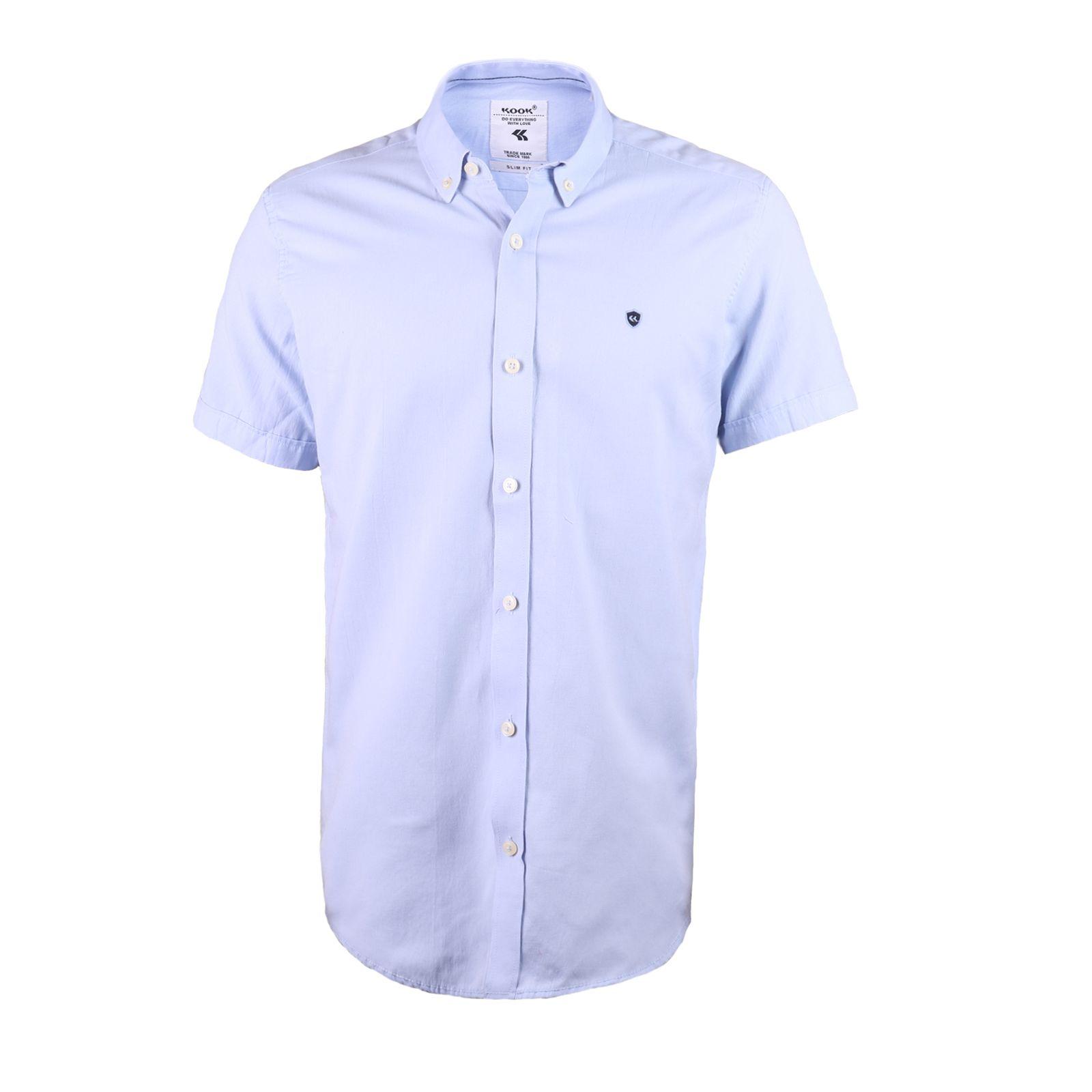 پیراهن مردانه کوک تریکو مدل 61727 -  - 2