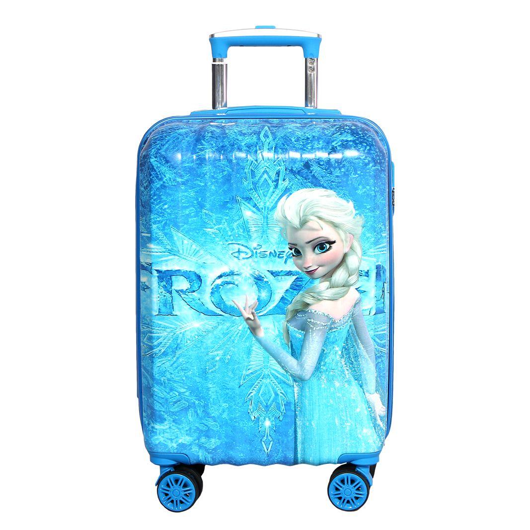 چمدان کودک دیزنی مدل آناو السا کد 0100