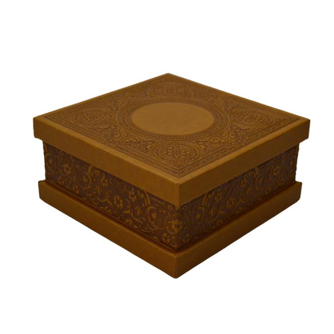 خرید                      جعبه هدیه مدل مربعی کد b112