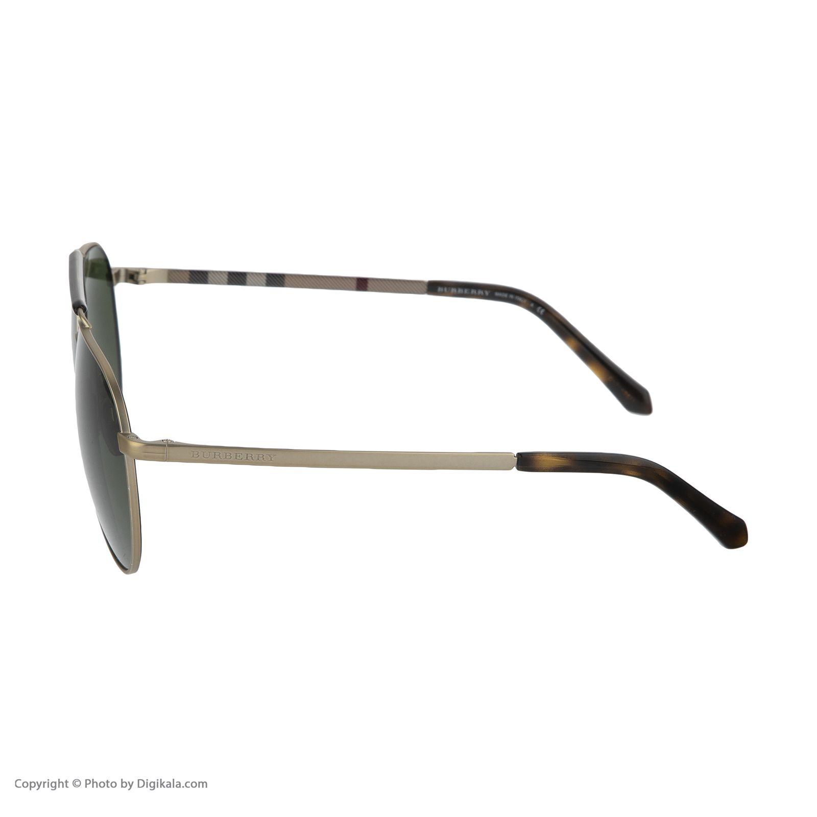 عینک آفتابی زنانه بربری مدل BE 3097S 127171 59 -  - 5