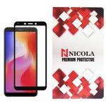 محافظ صفحه نمایش نیکلا مدل N_9 مناسب برای گوشی موبایل شیائومی Redmi 6