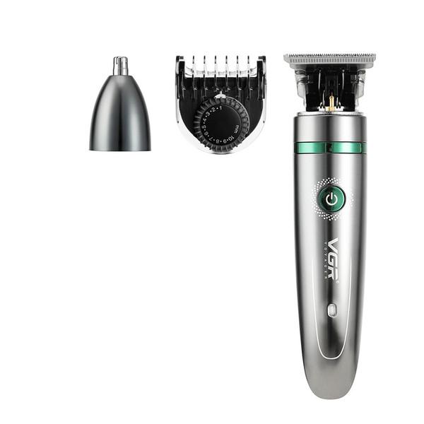 ماشین اصلاح موی سر و صورت و بینی  وی جی ار مدل 258